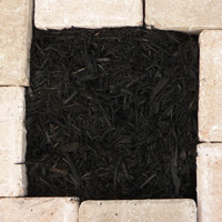 Pine mulch cy lowcountry mulch for Straw bale house cost calculator